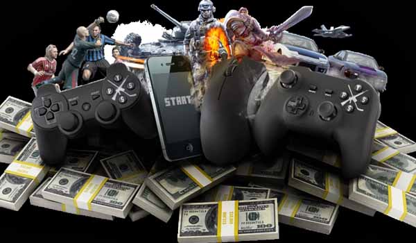 Playing Video Games For Money
